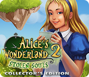 Alice's Wonderland 2: Stolen Souls Collector's Edition