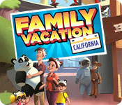 Family Vacation California