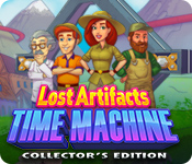 Lost Artifacts: Time Machine Collector's Edition