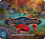 Spirit Legends: Finding Balance Collector's Edition