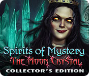 Spirits of Mystery: The Moon Crystal Collector's Edition