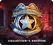 Strange Investigations: Becoming Collector's Edition